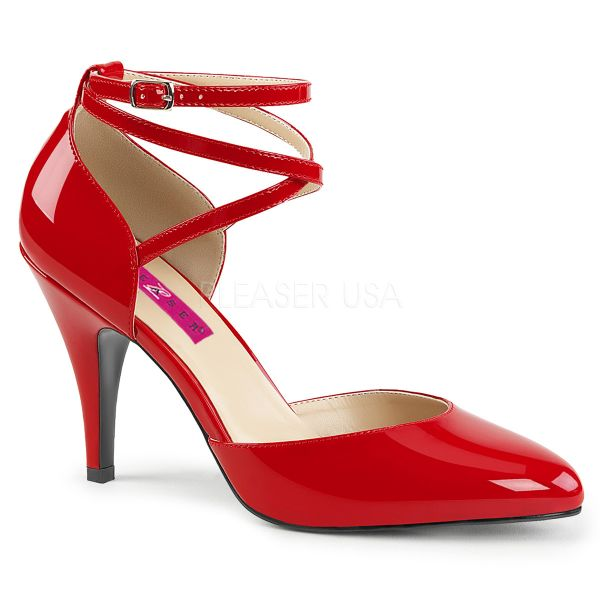D´Orsay Lack Pumps rot DREAM-408